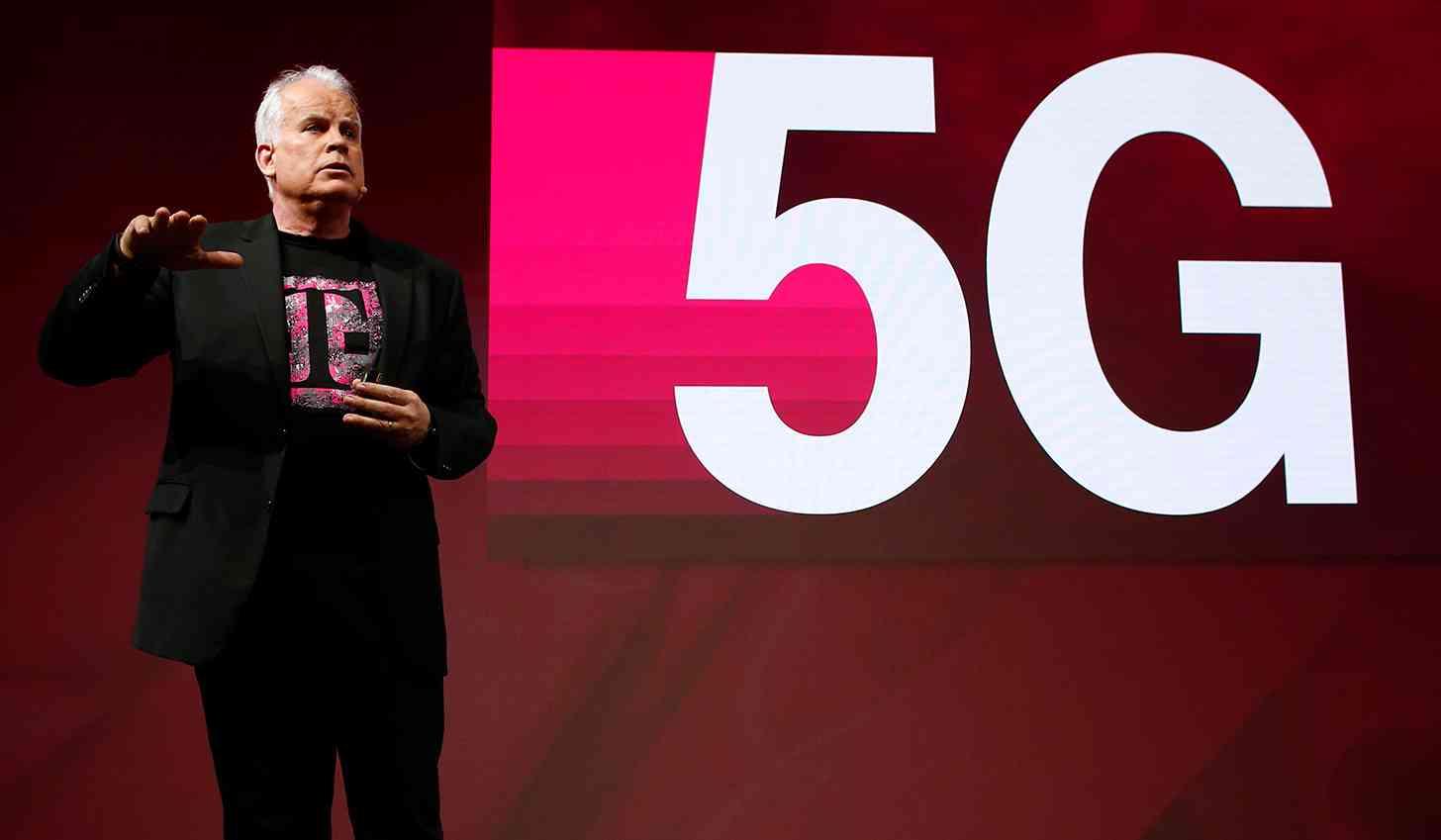 T-Mobile Neville Ray 5G