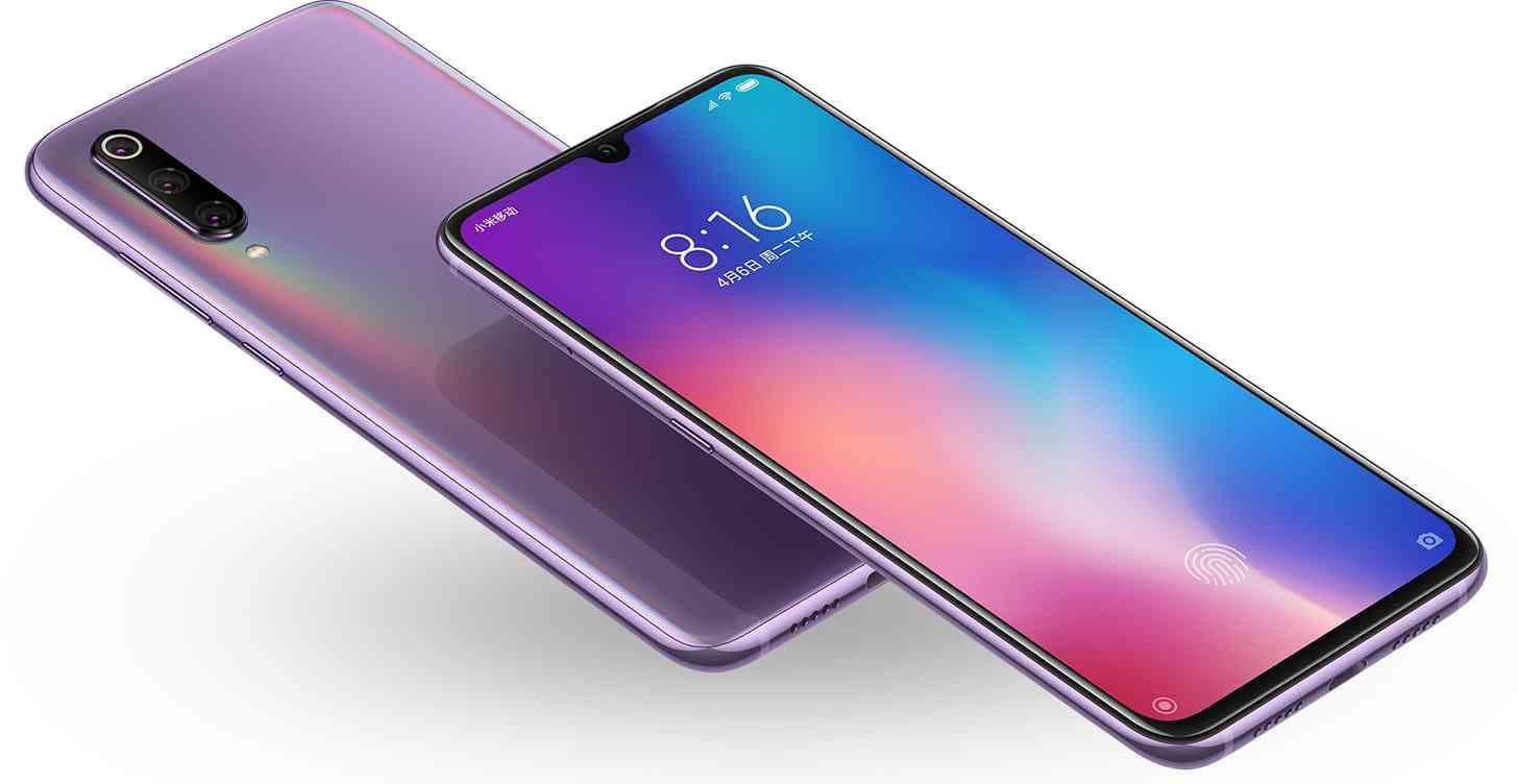 Xiaomi Mi 9 official