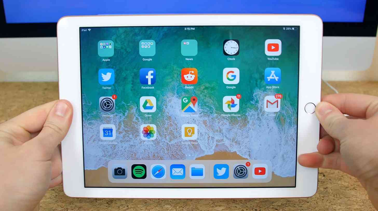 Apple iPad sixth generation