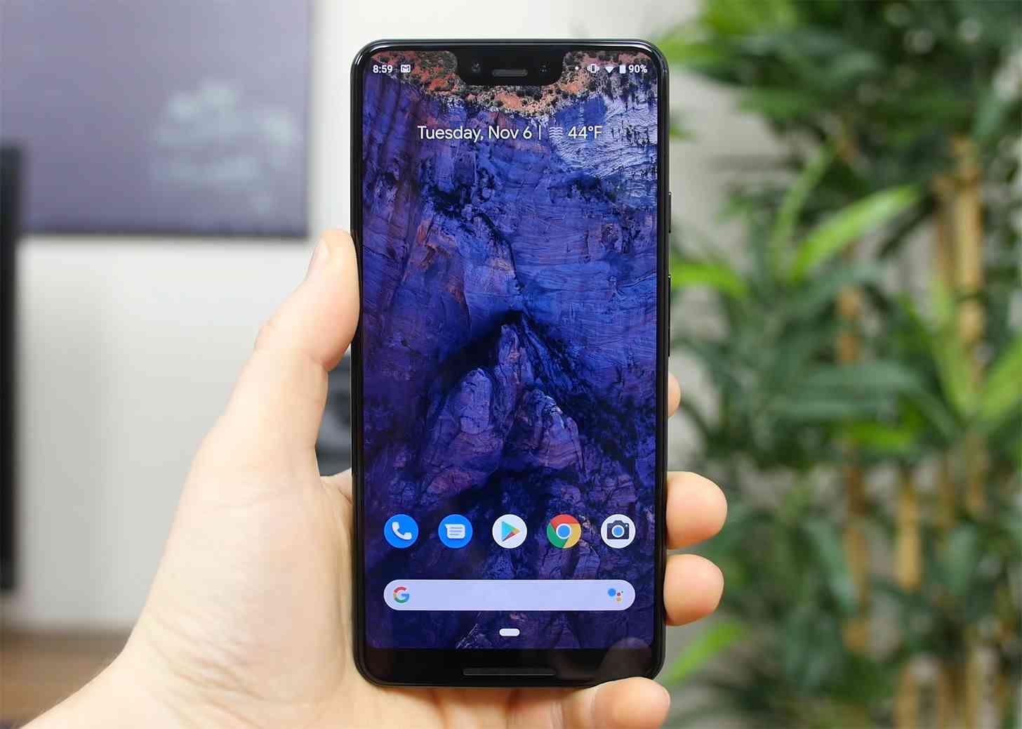 Pixel 3 XL hands-on