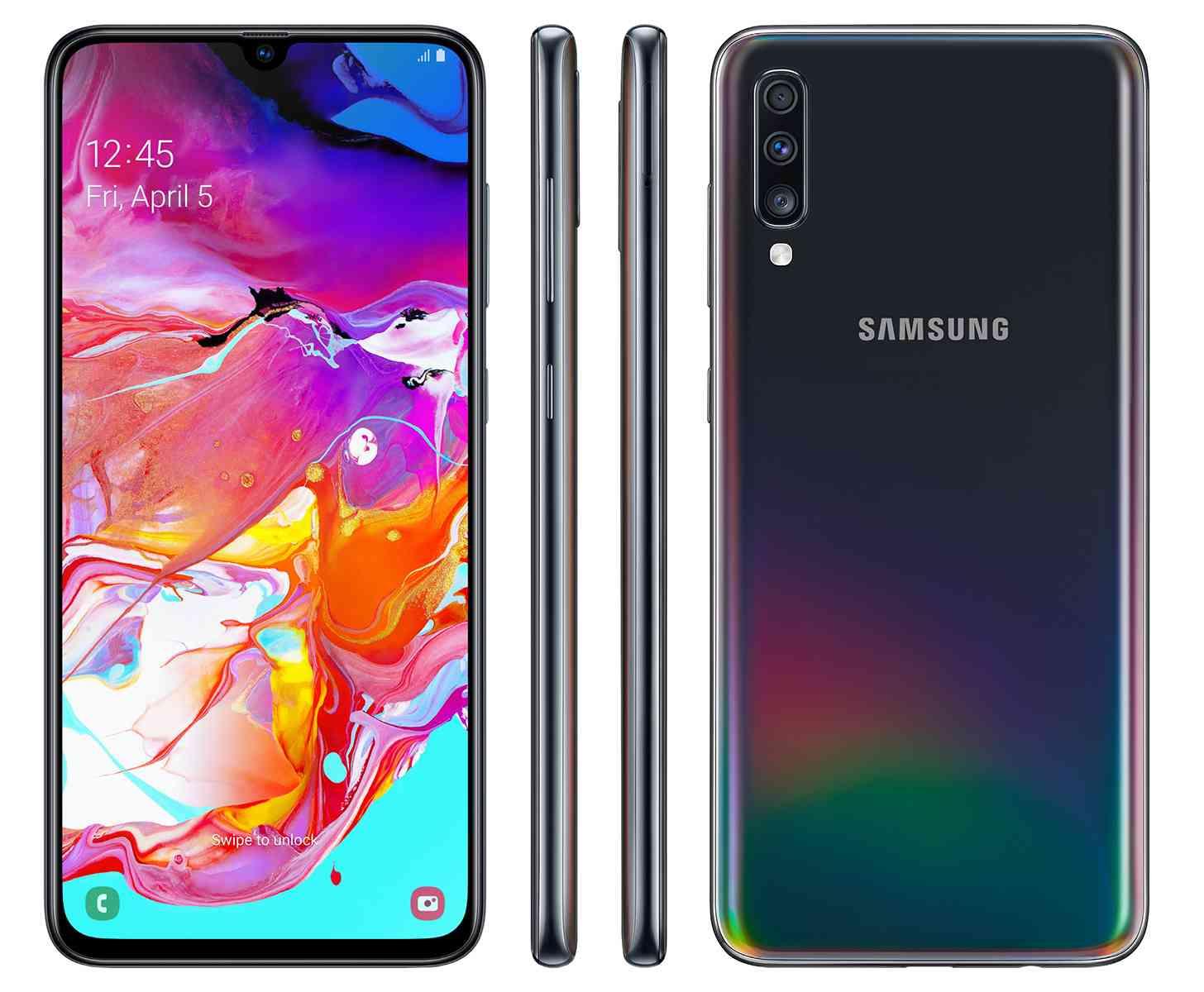 Samsung Galaxy A70 official