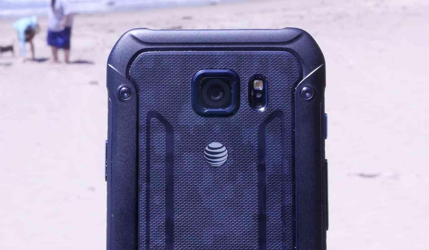 AT&T logo Galaxy S6 Active