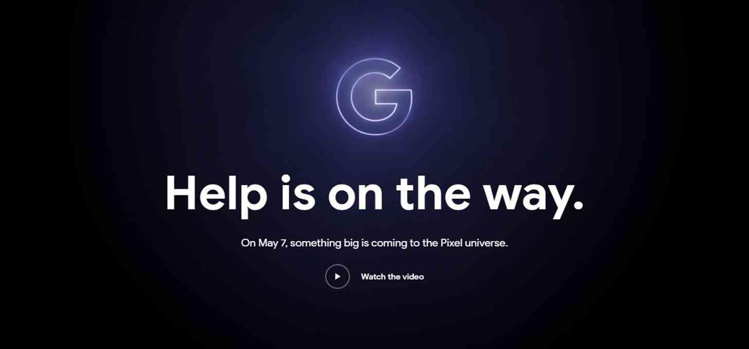 Google Pixel 3a teaser