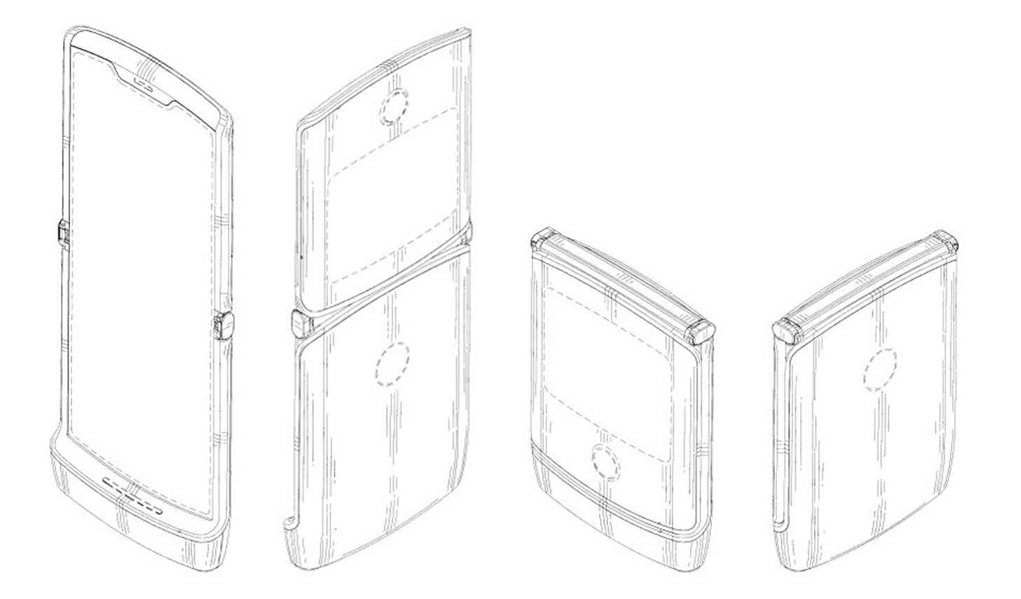 Motorola Razr foldable for Verizon leaked again, this time