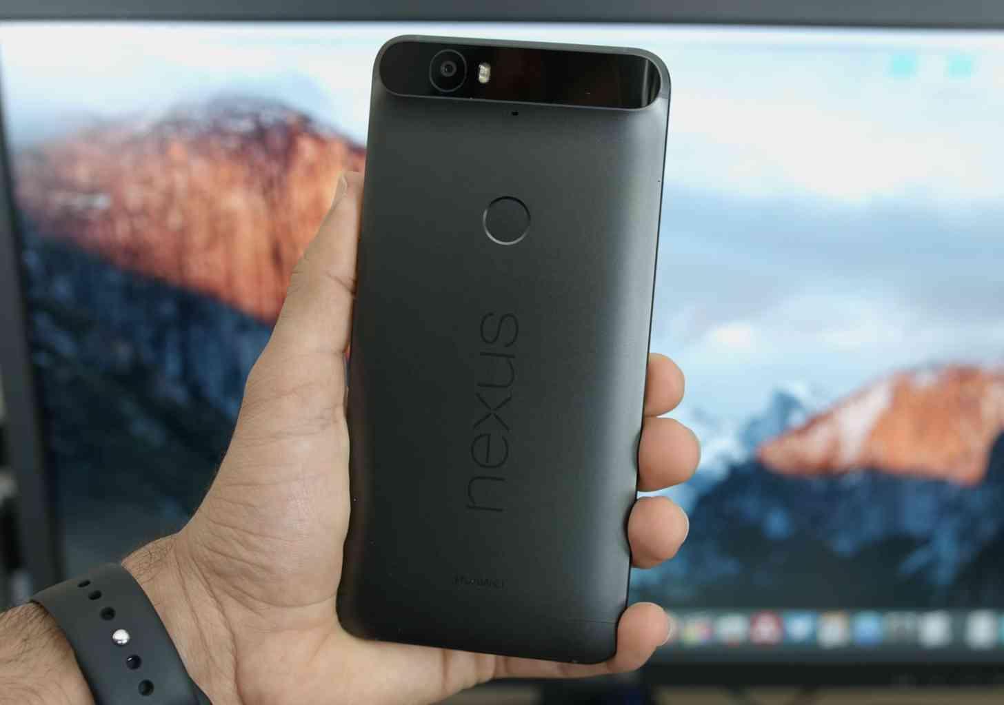 Nexus 6P hands-on