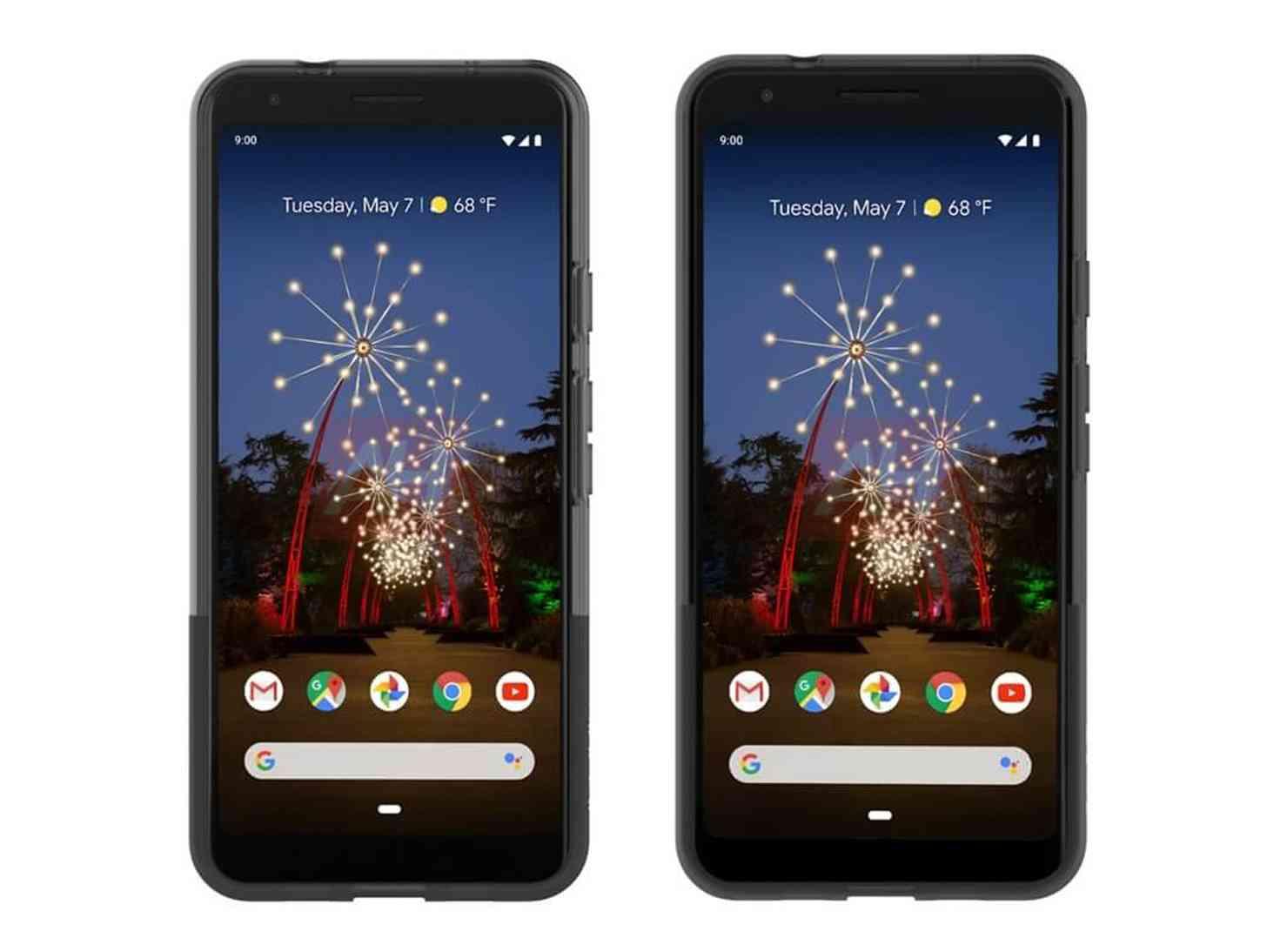 Google Pixel 3a, Pixel 3a XL leak