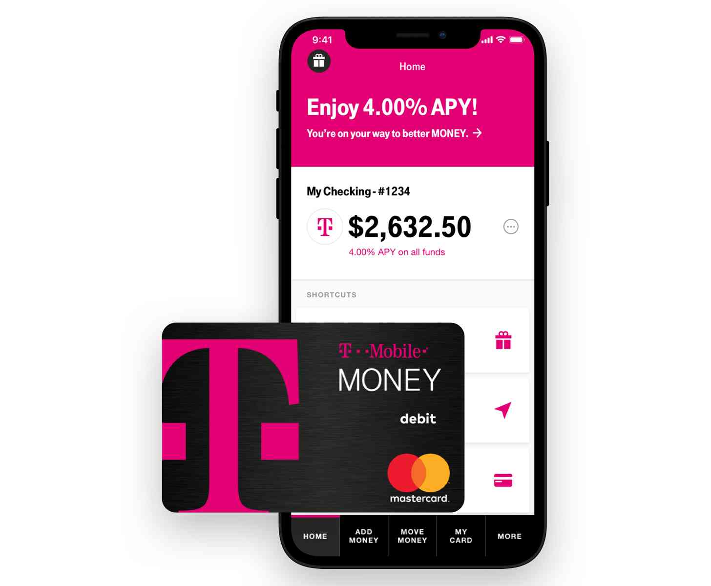 T-Mobile Money banking service
