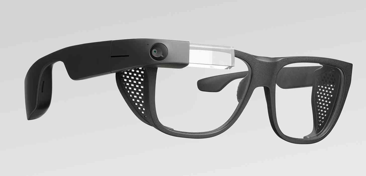 Google Glass Enterprise Edition 2 official