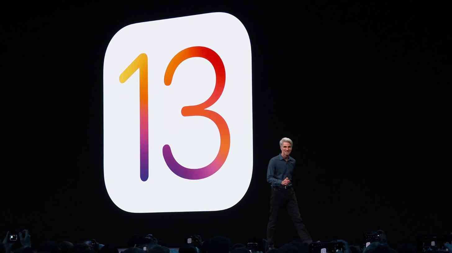iOS 13 official