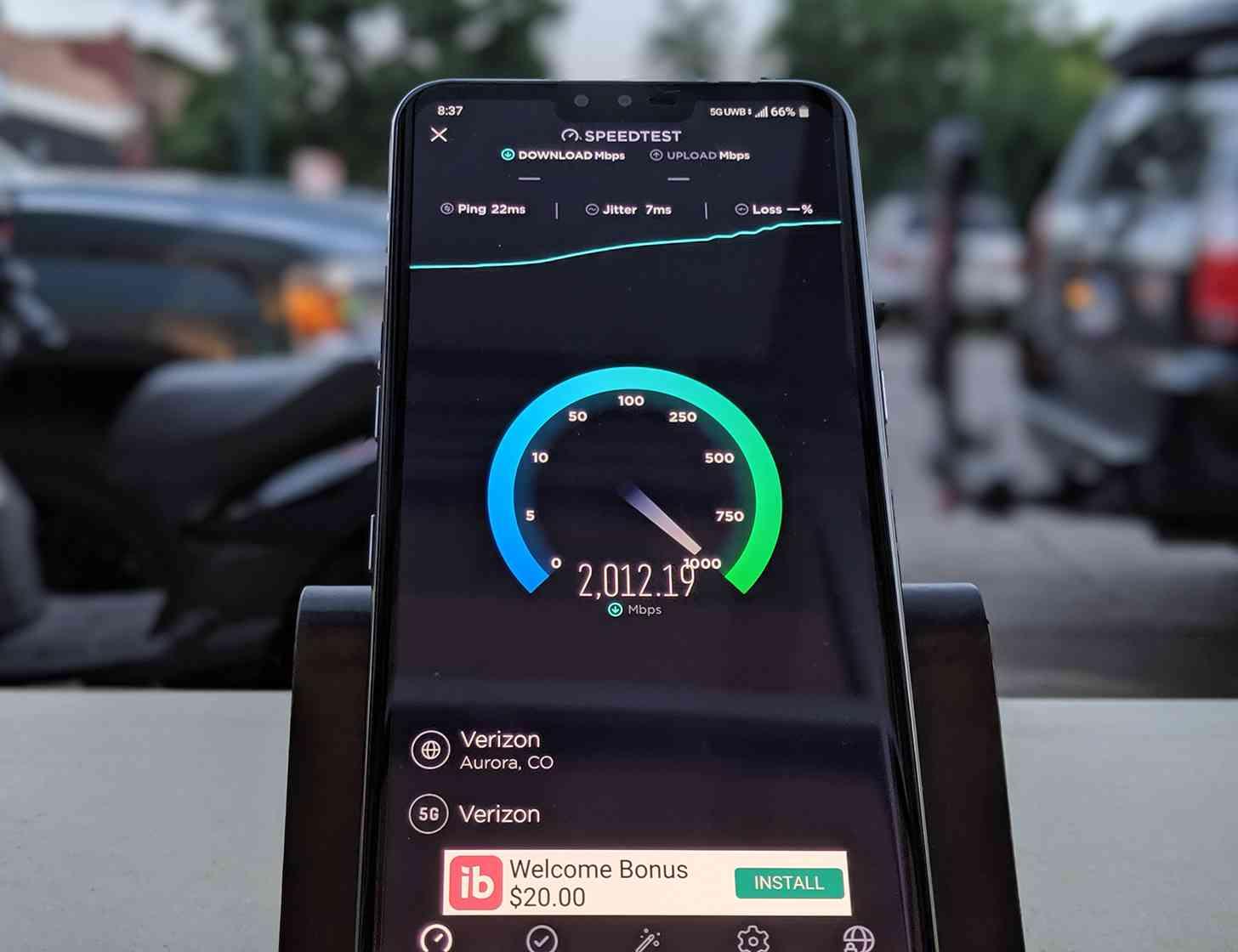 Verizon 5G Denver
