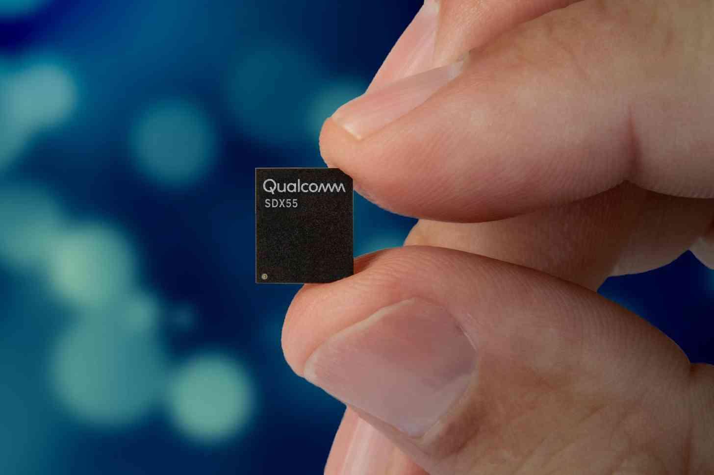 Snapdragon X55 5G modem
