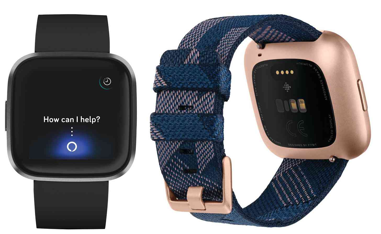Fitbit Versa 2 Amazon Alexa