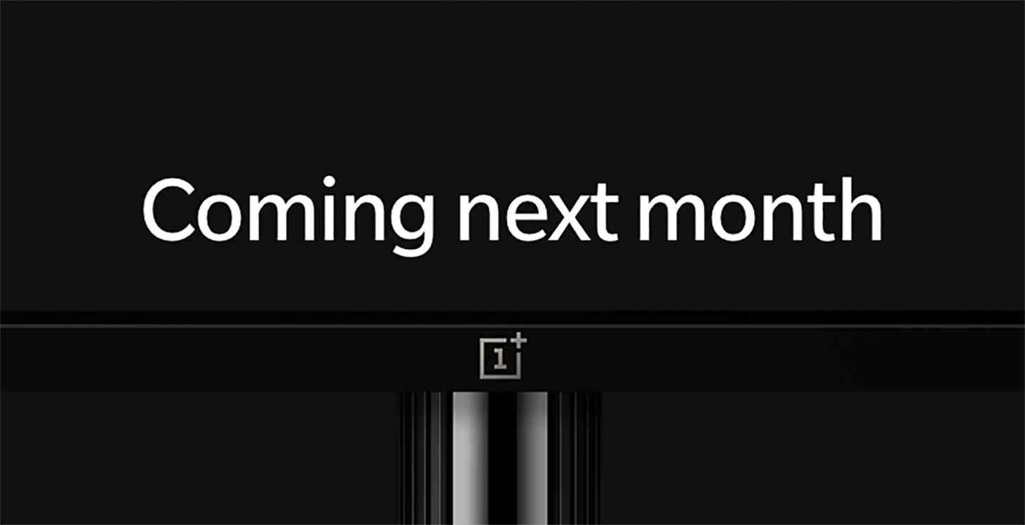 OnePlus TV launch teaser