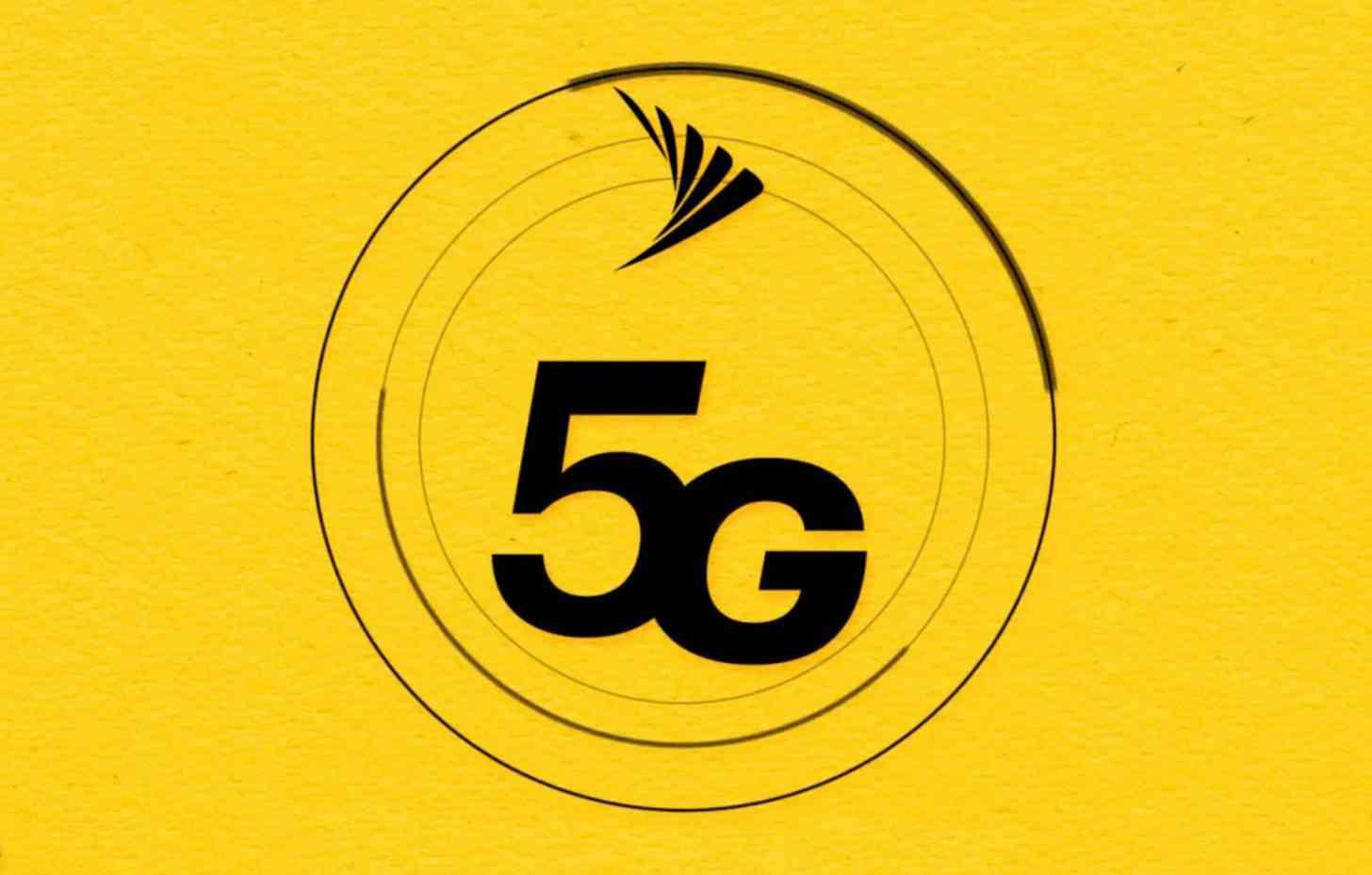 Sprint 5G logo