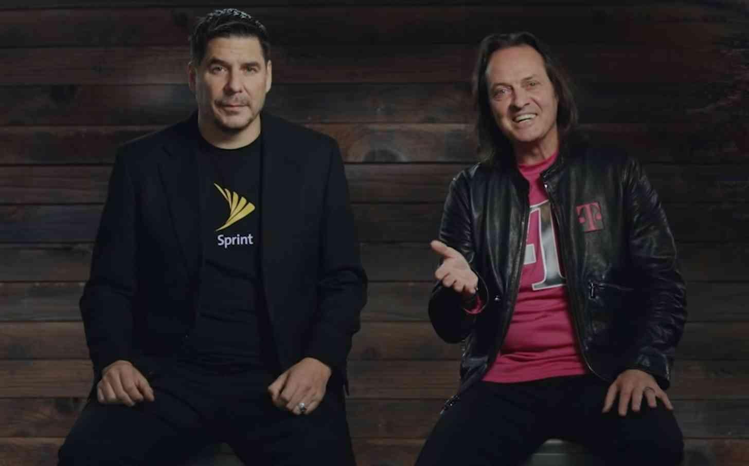 T-Mobile Sprint merger John Legere Marcelo Claure