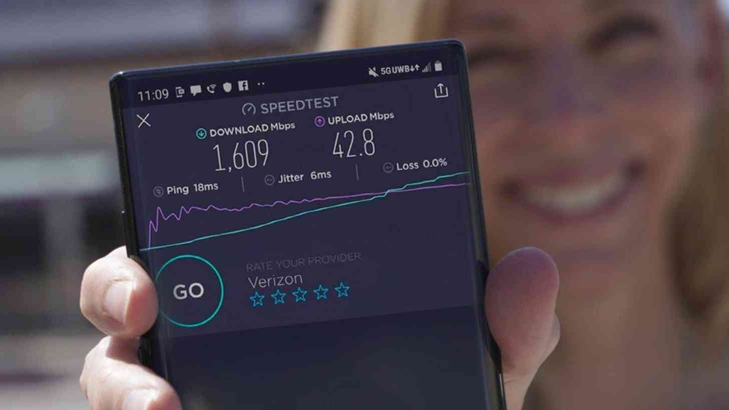 Verizon 5G Phoenix official