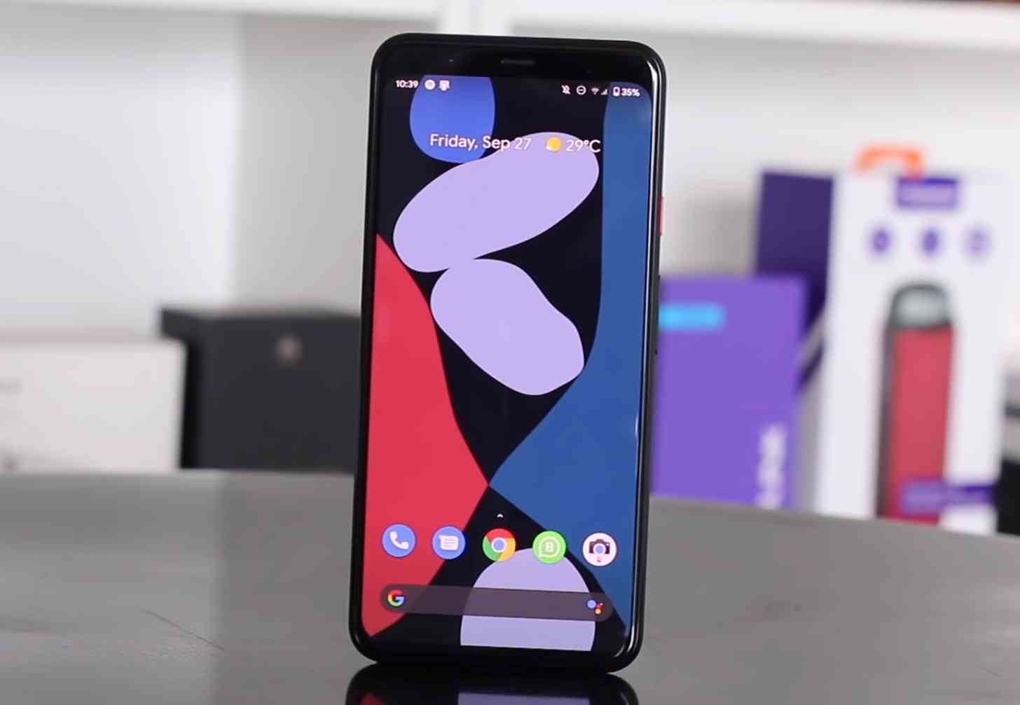 Google's Pixel 4 XL