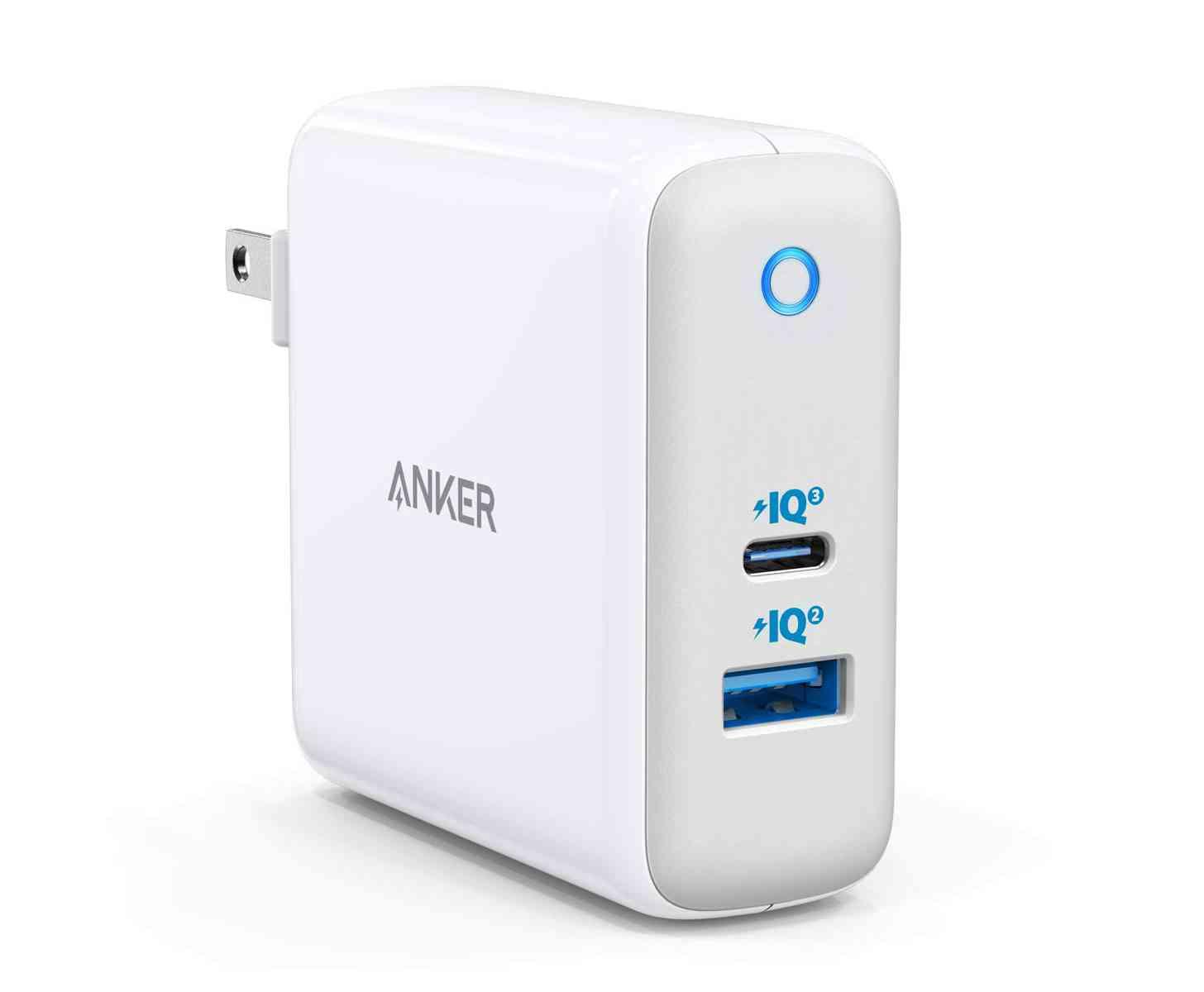 Anker GaN wall charger