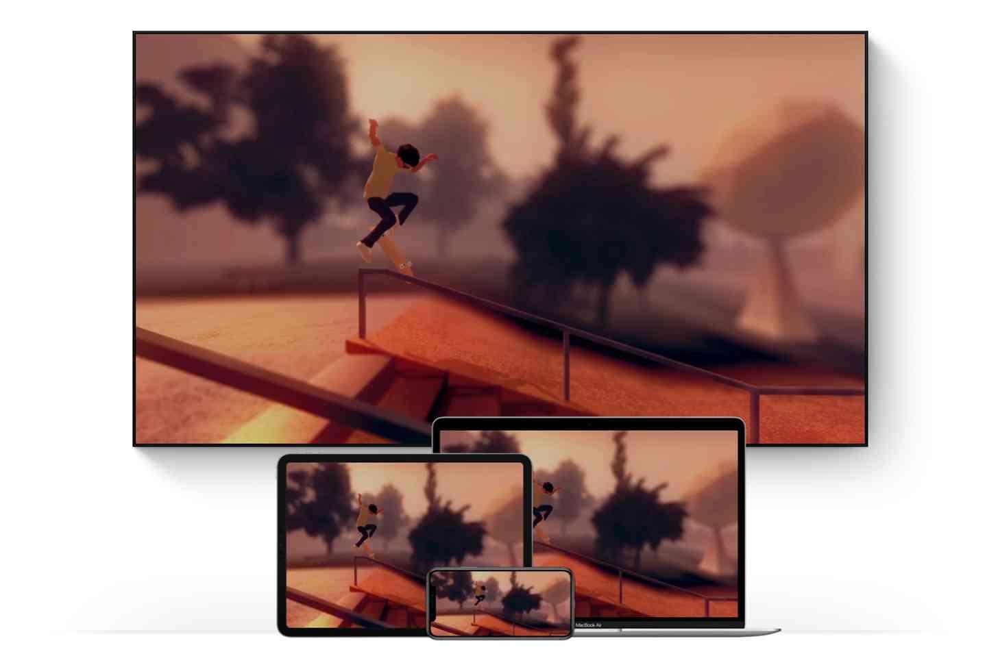 Apple Arcade iPhone, iPad, Mac, Apple TV