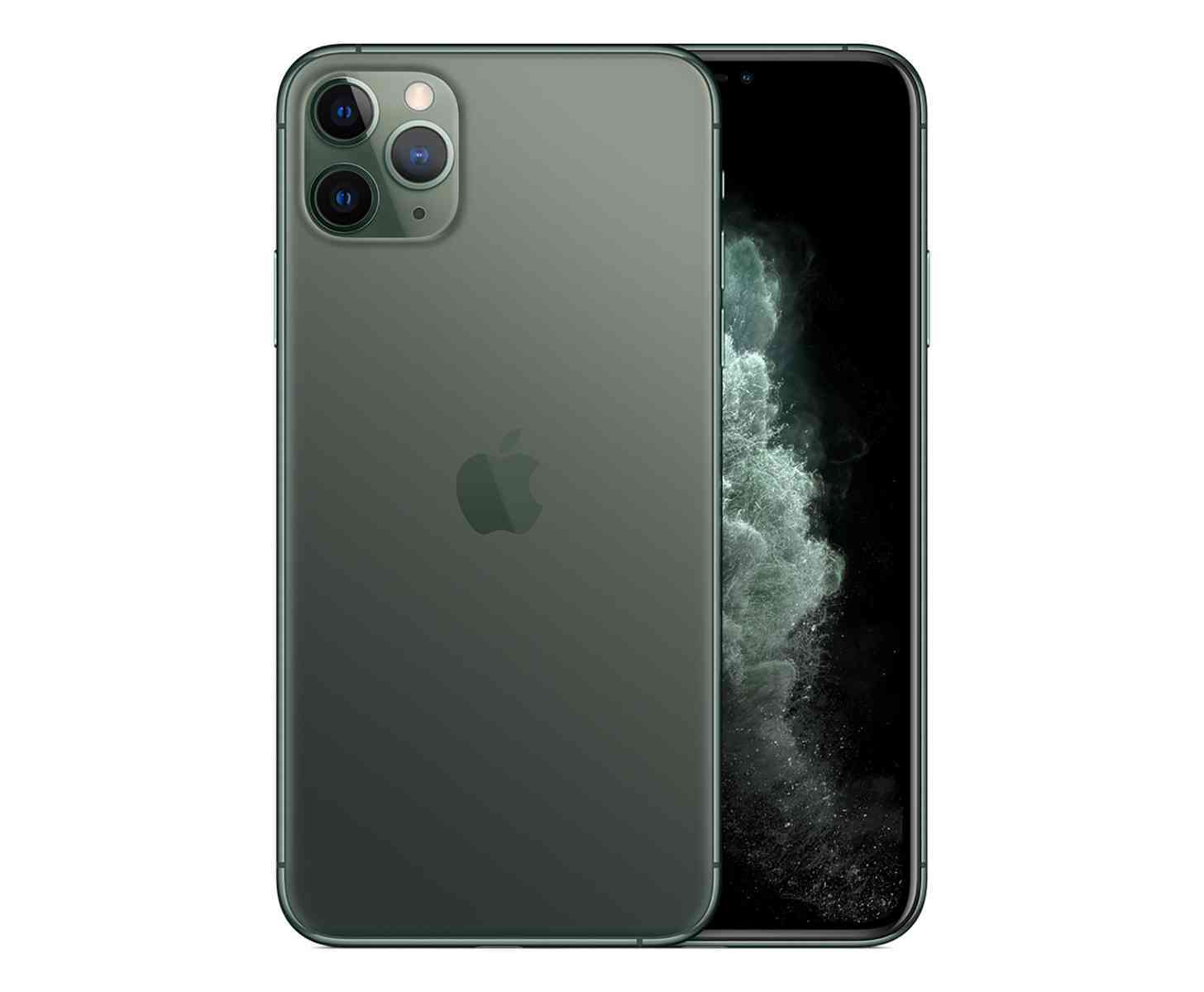 Apple iPhone 11 Pro Max in Midnight Green