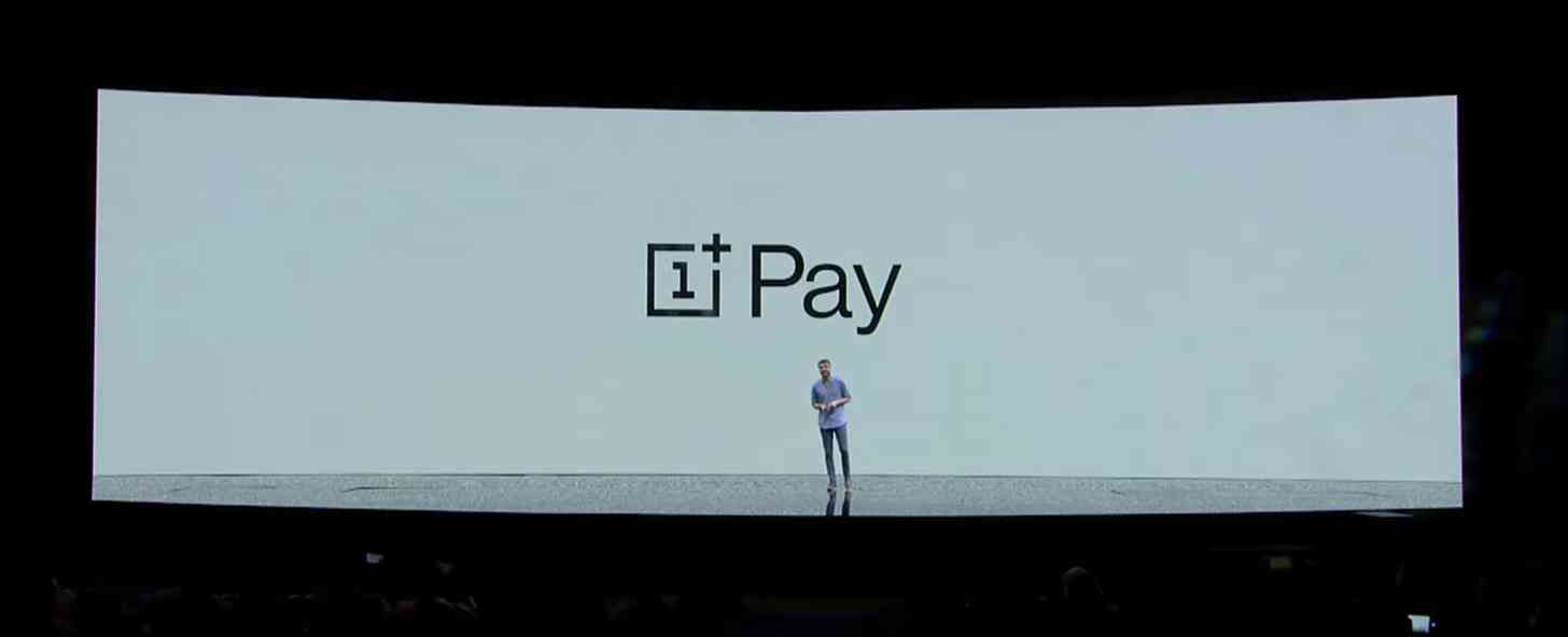 OnePlus Pay official