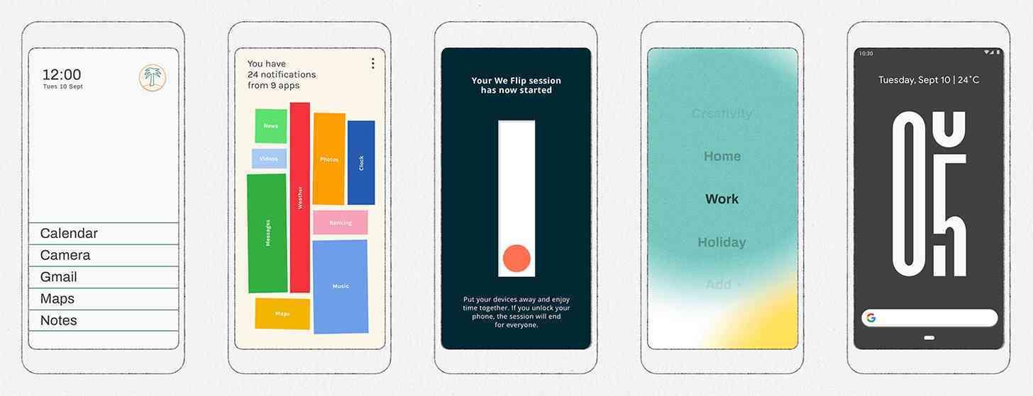 Google's new experimental Digital Wellbeing apps