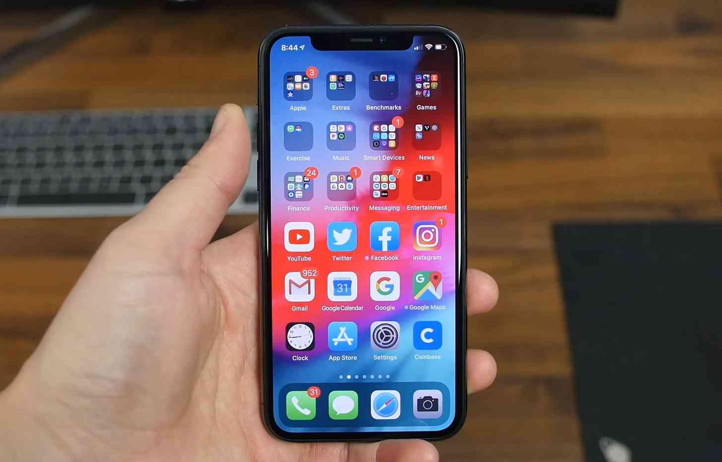 iPhone 11 Pro iOS 13