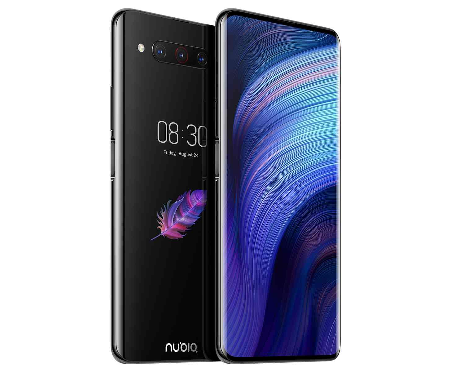 Nubia Z20 official design