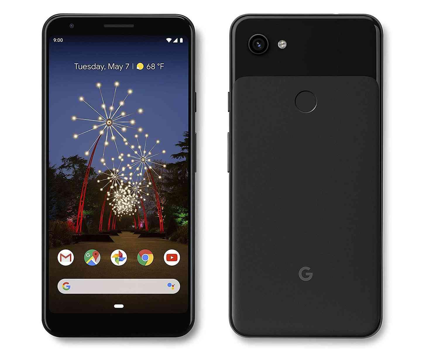 Pixel 3a XL black