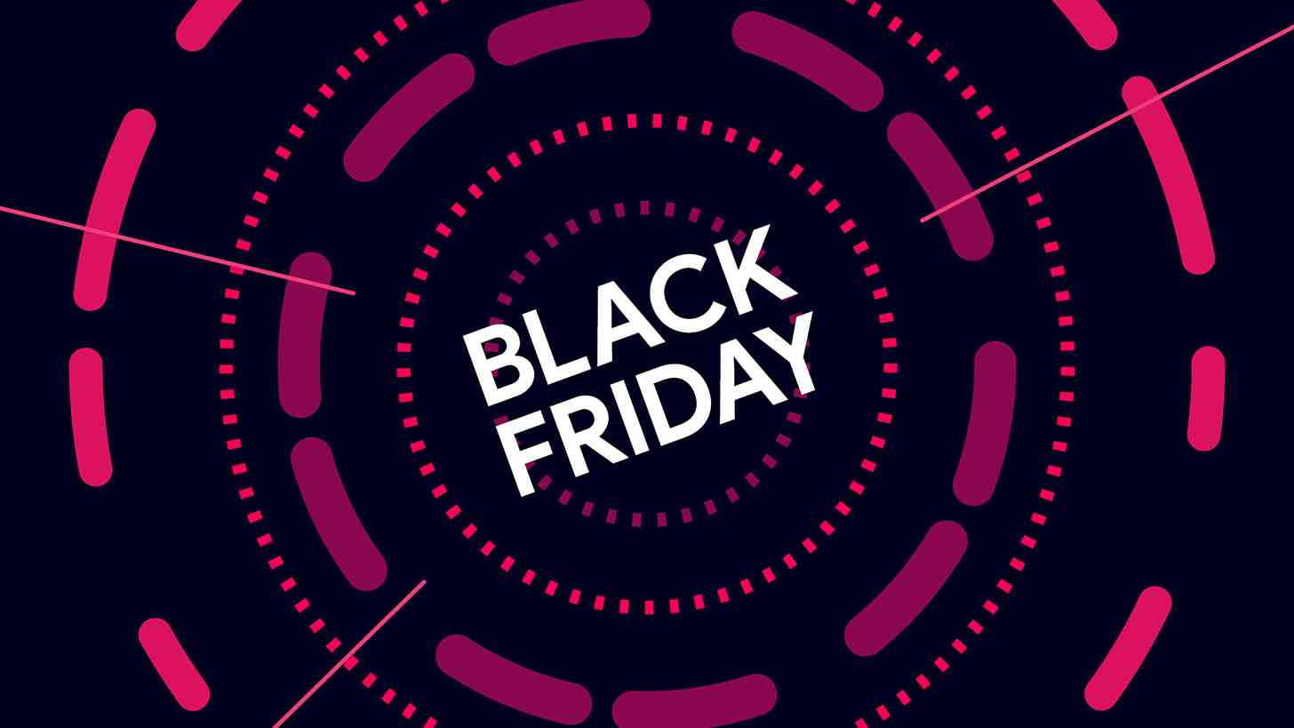 Google Play Black Friday sale