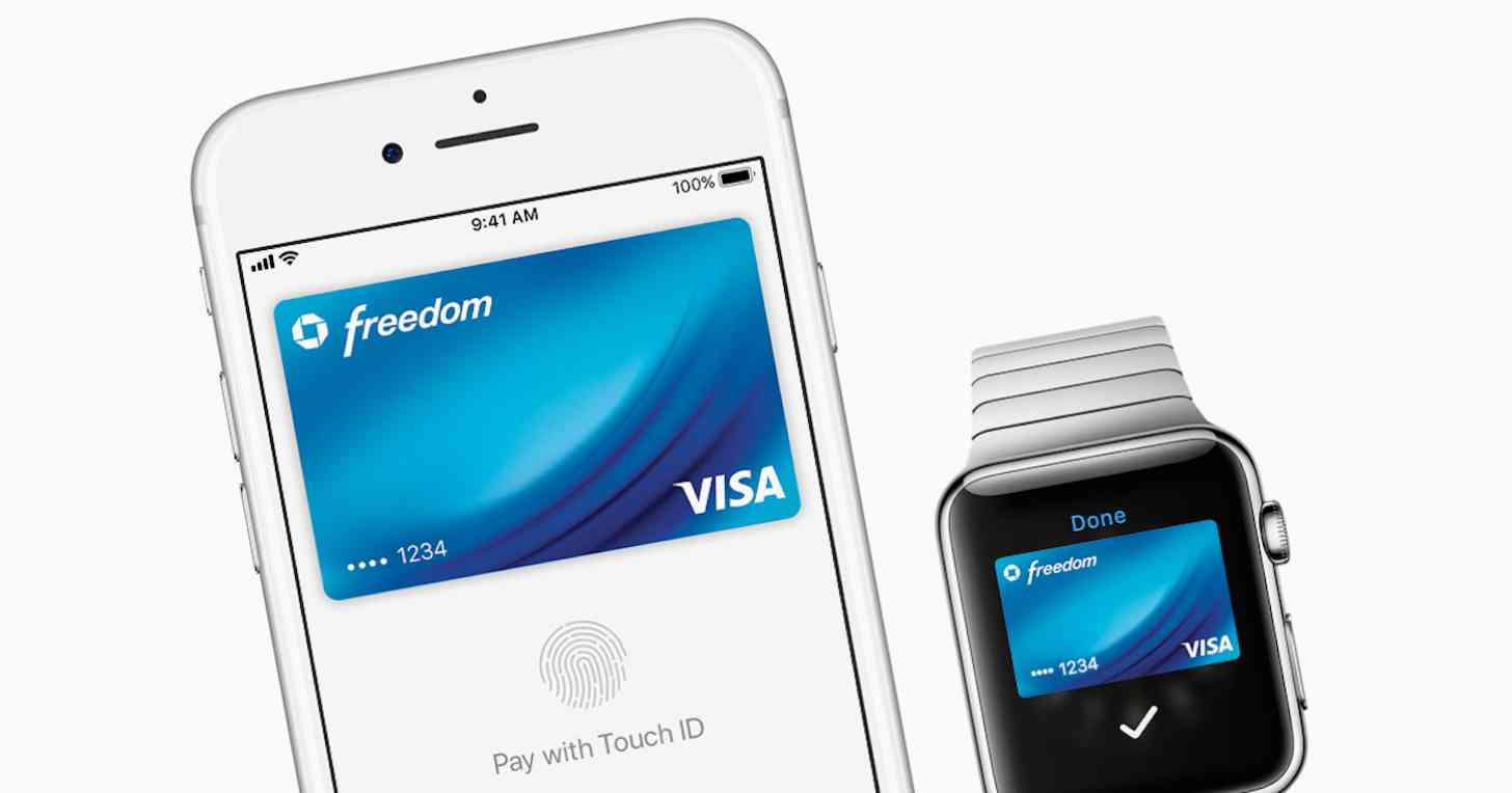 Apple Pay on the Apple Watch