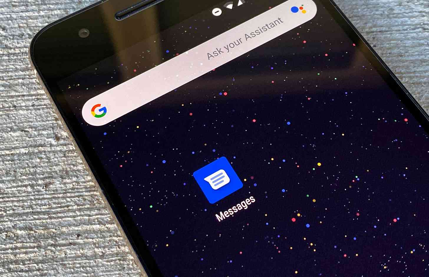Messages app Android
