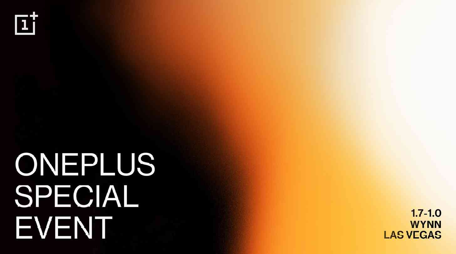 OnePlus event CES 2020