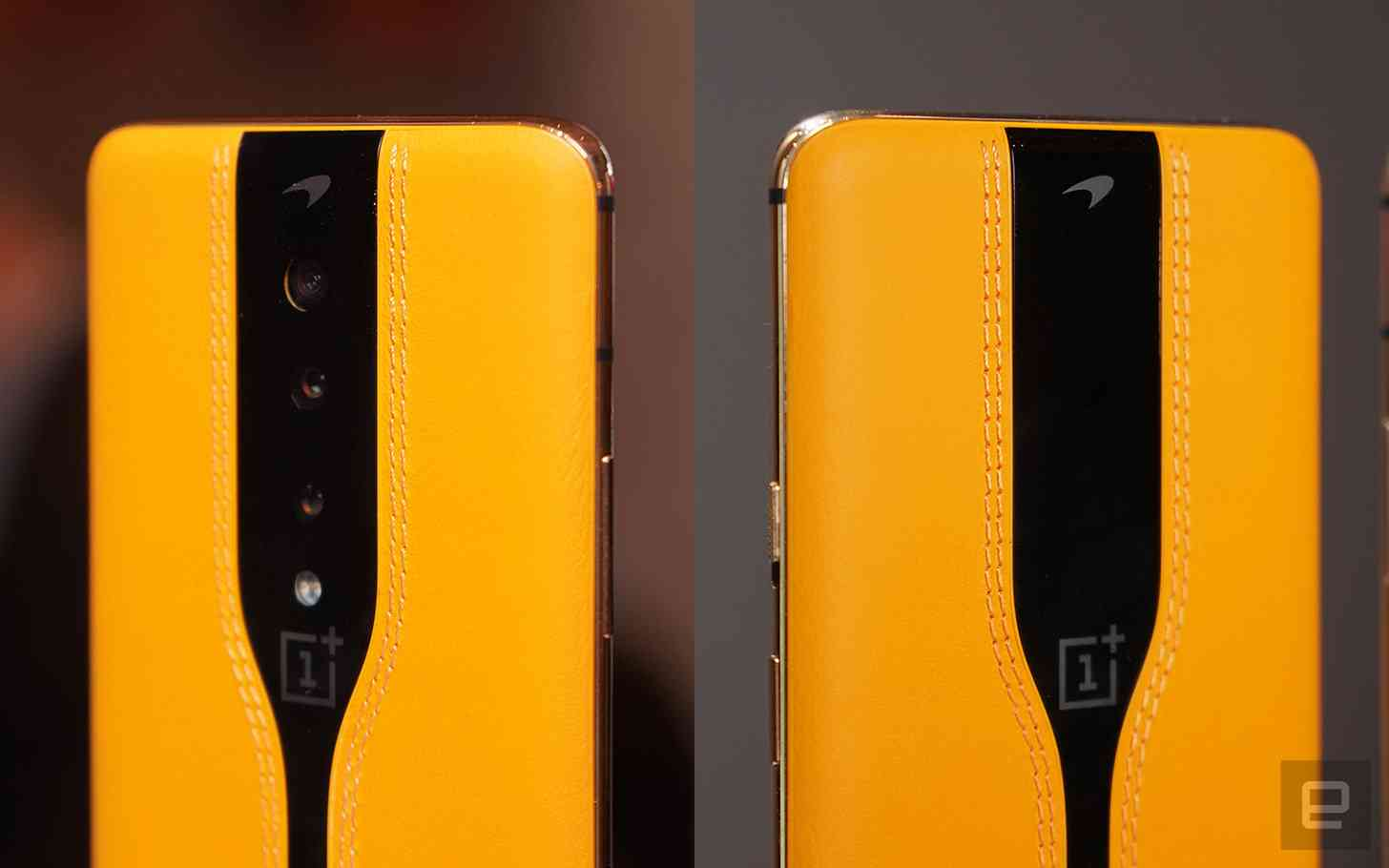 OnePlus Concept One disappearing cameras