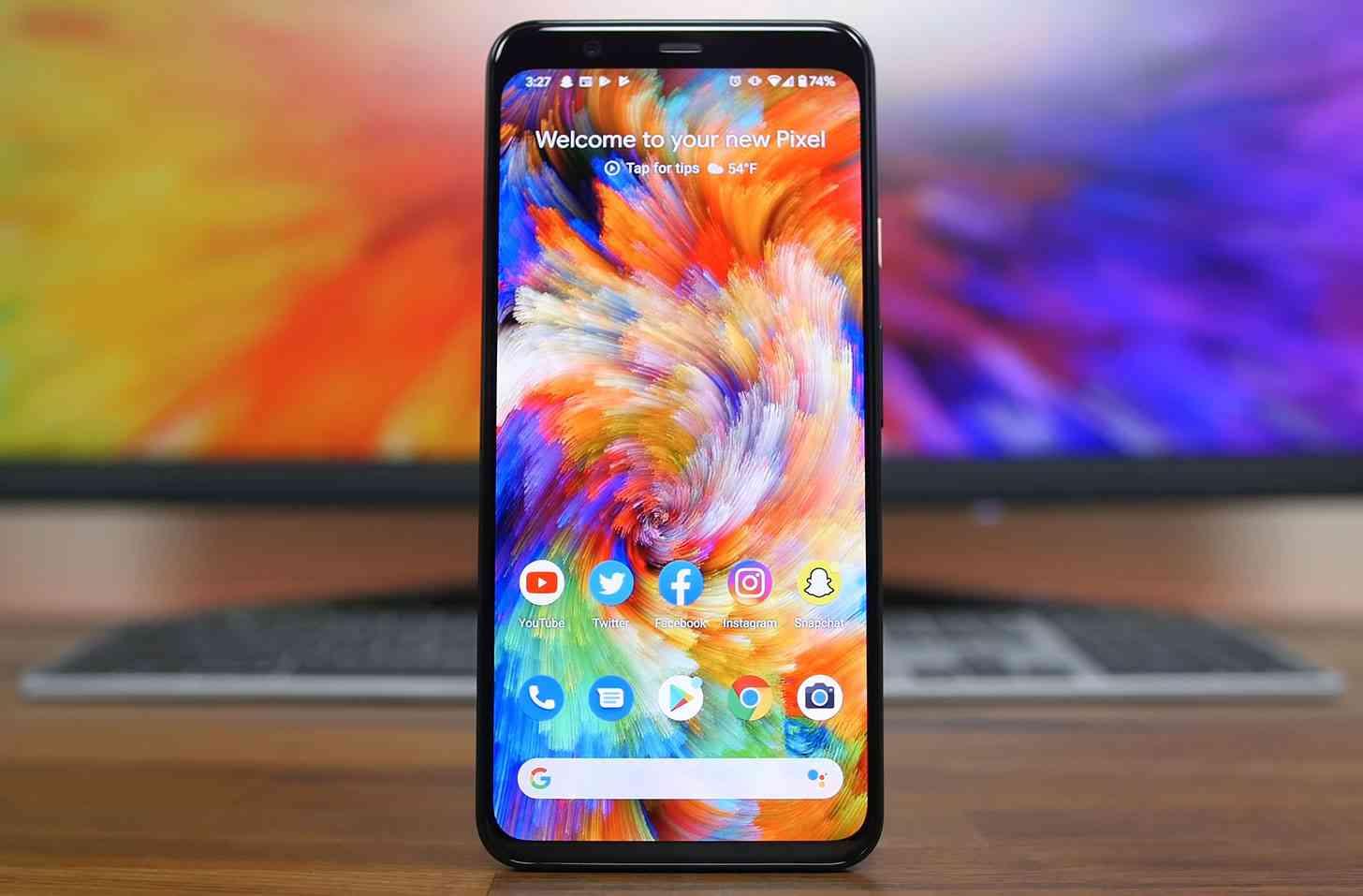 Pixel 4 XL review
