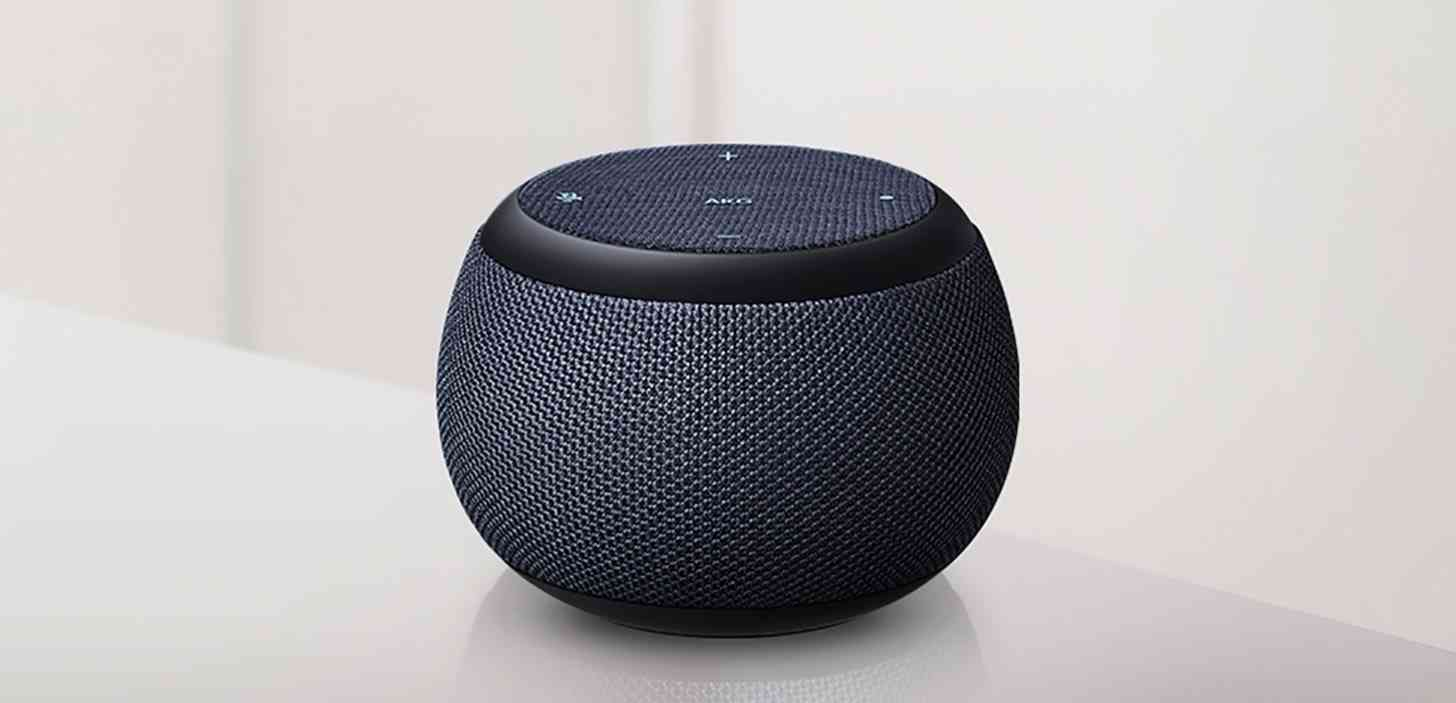 Galaxy Home Mini smart speaker