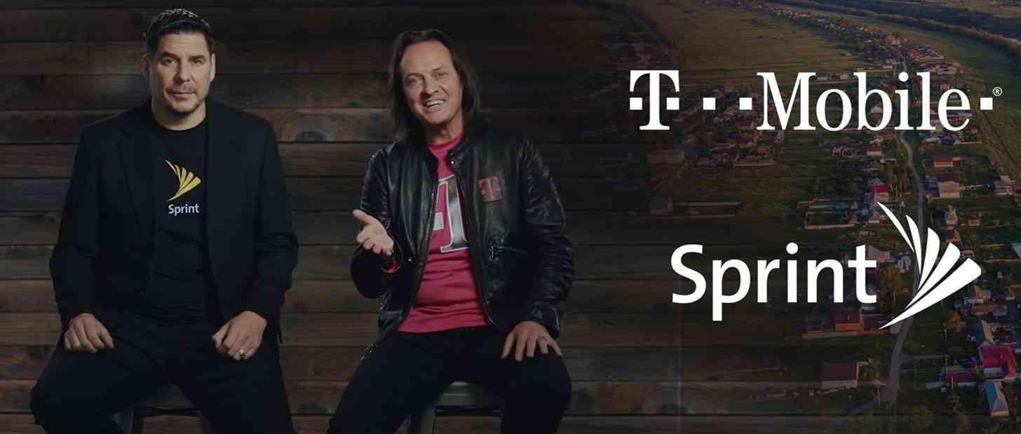 T-Mobile Sprint merger Claure, Legere