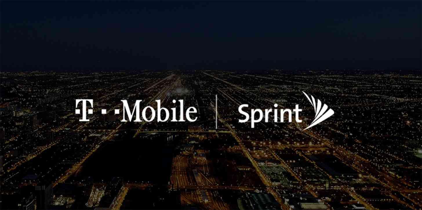 T-Mobile Sprint merger logos