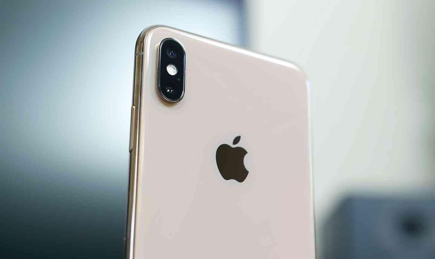Apple logo iPhone