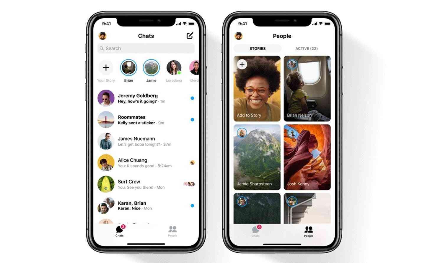 Facebook Messenger Project Lightspeed