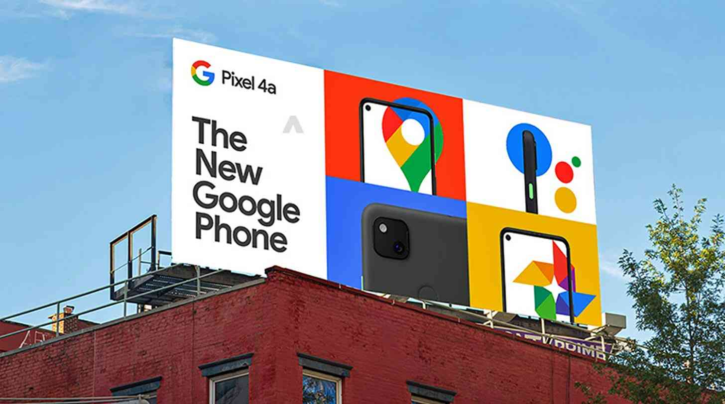 Pixel 4a images leak