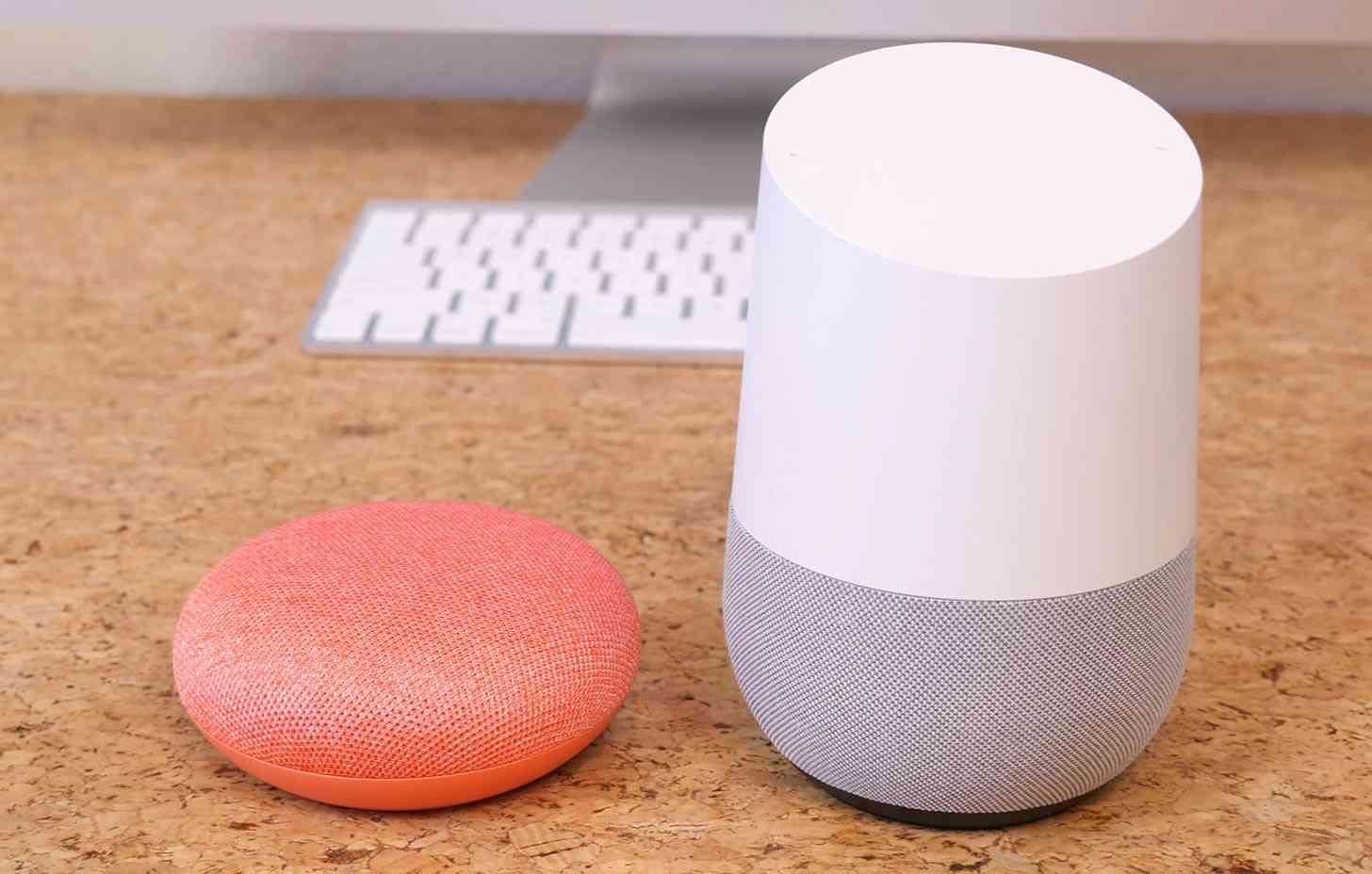 Google Home, Home Mini