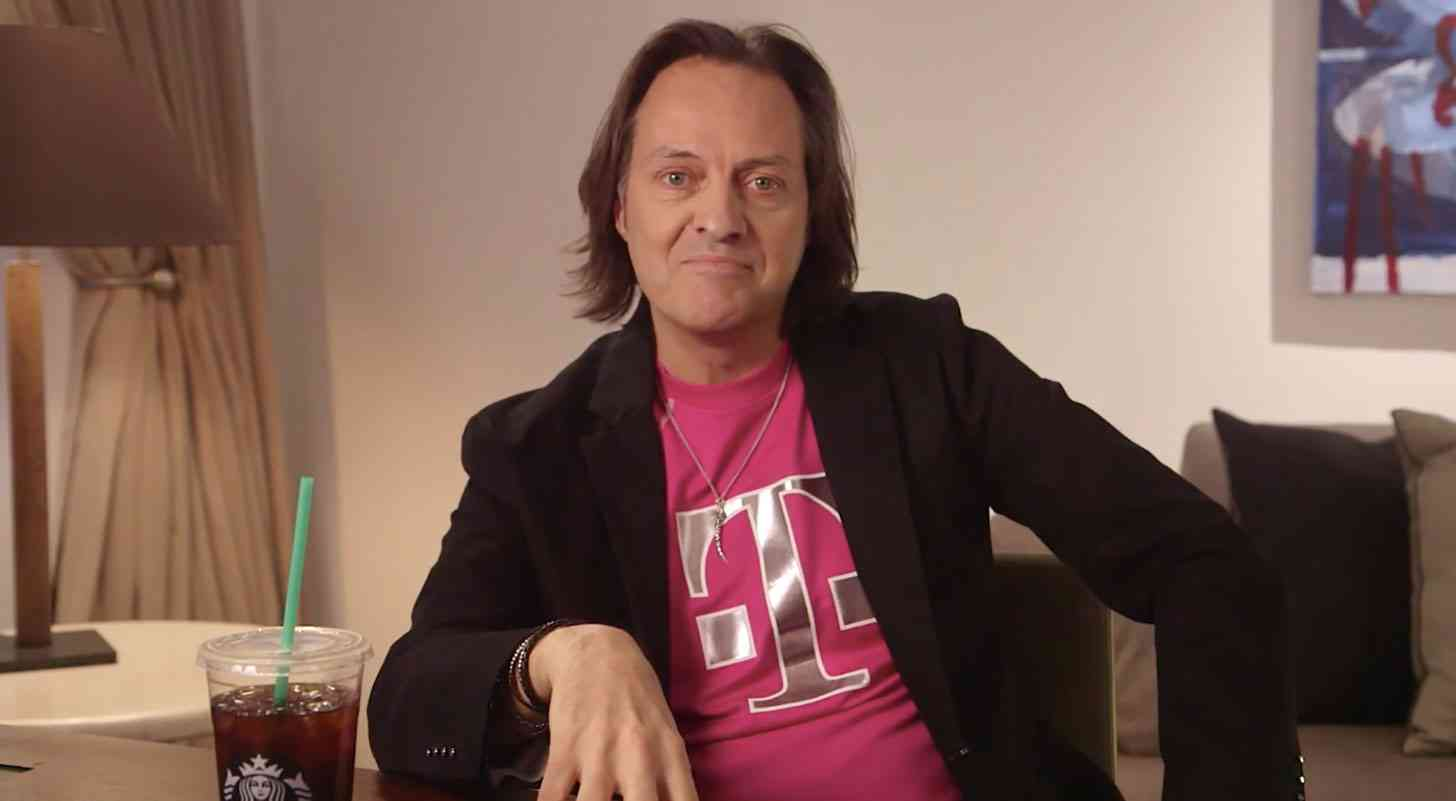 John Legere T-Mobile