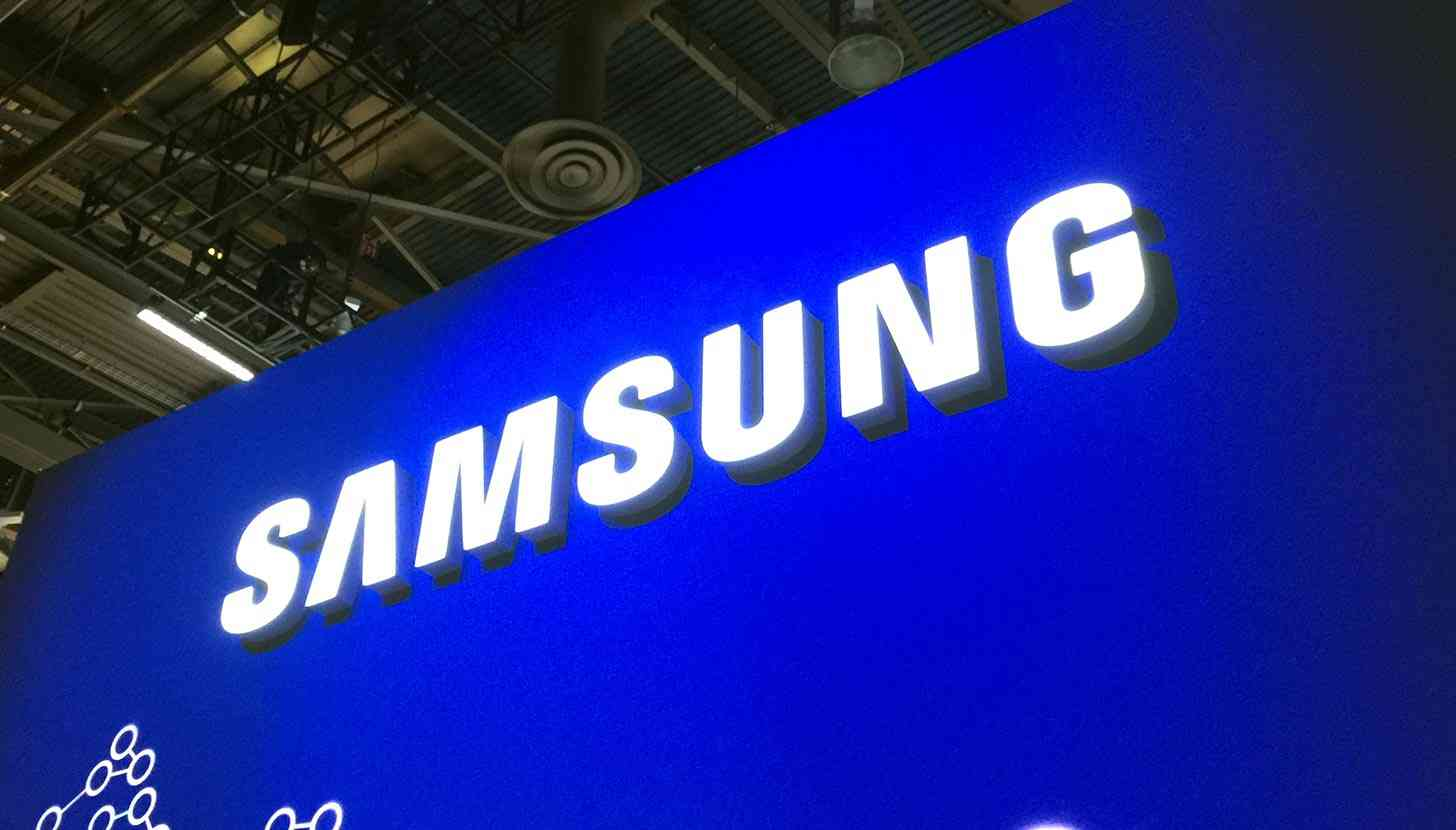 Samsung booth CES