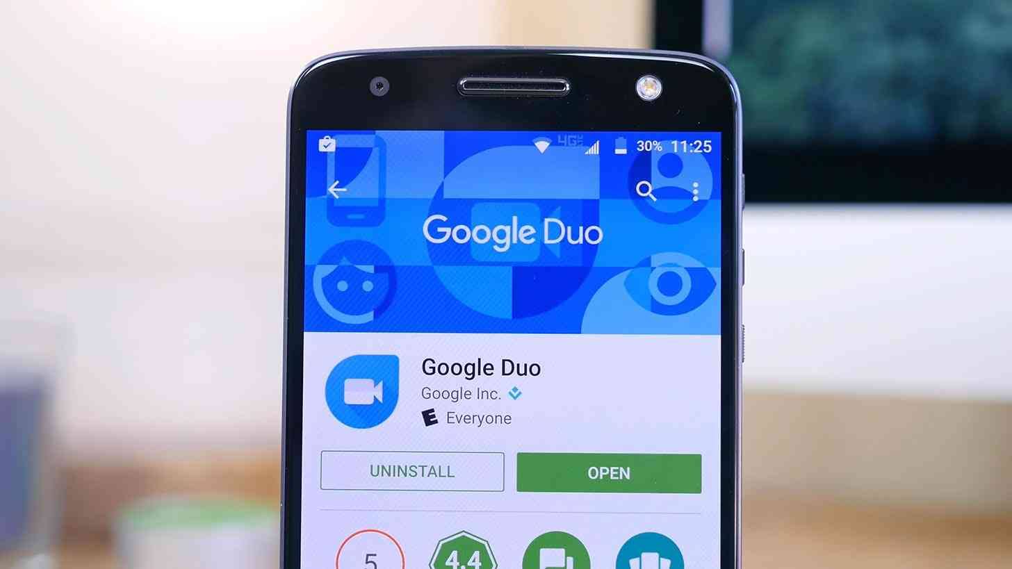 Google Duo app Android