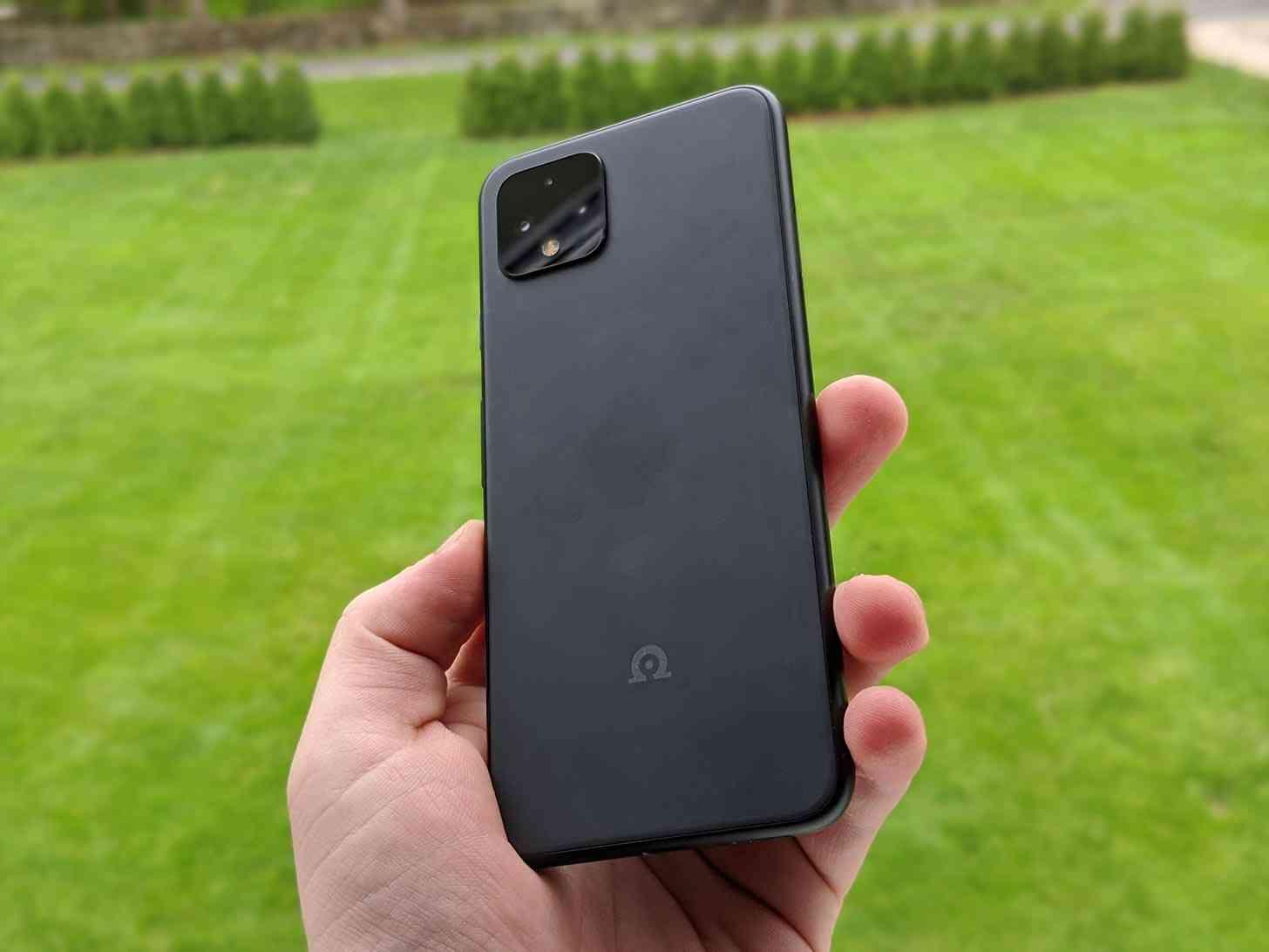 Gray Pixel 4 XL