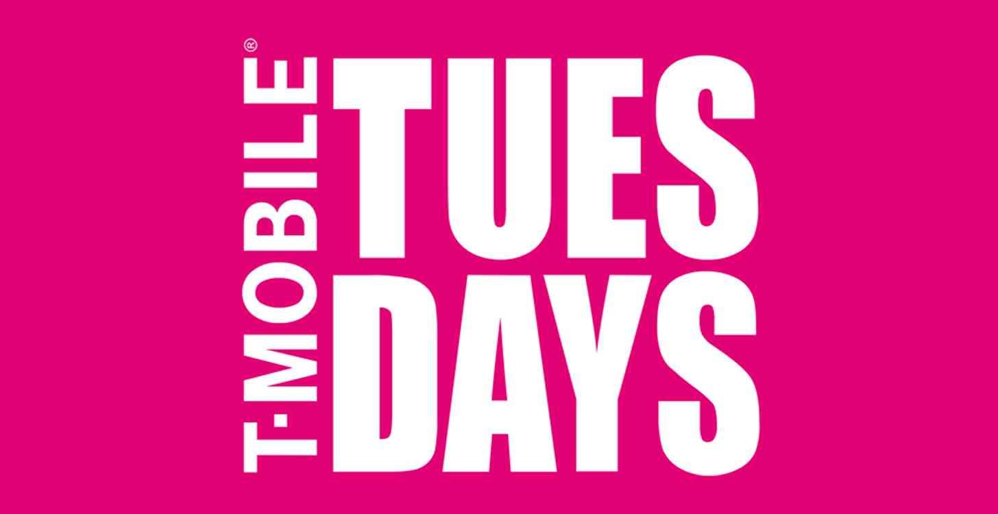 T-Mobile Tuesdays logo