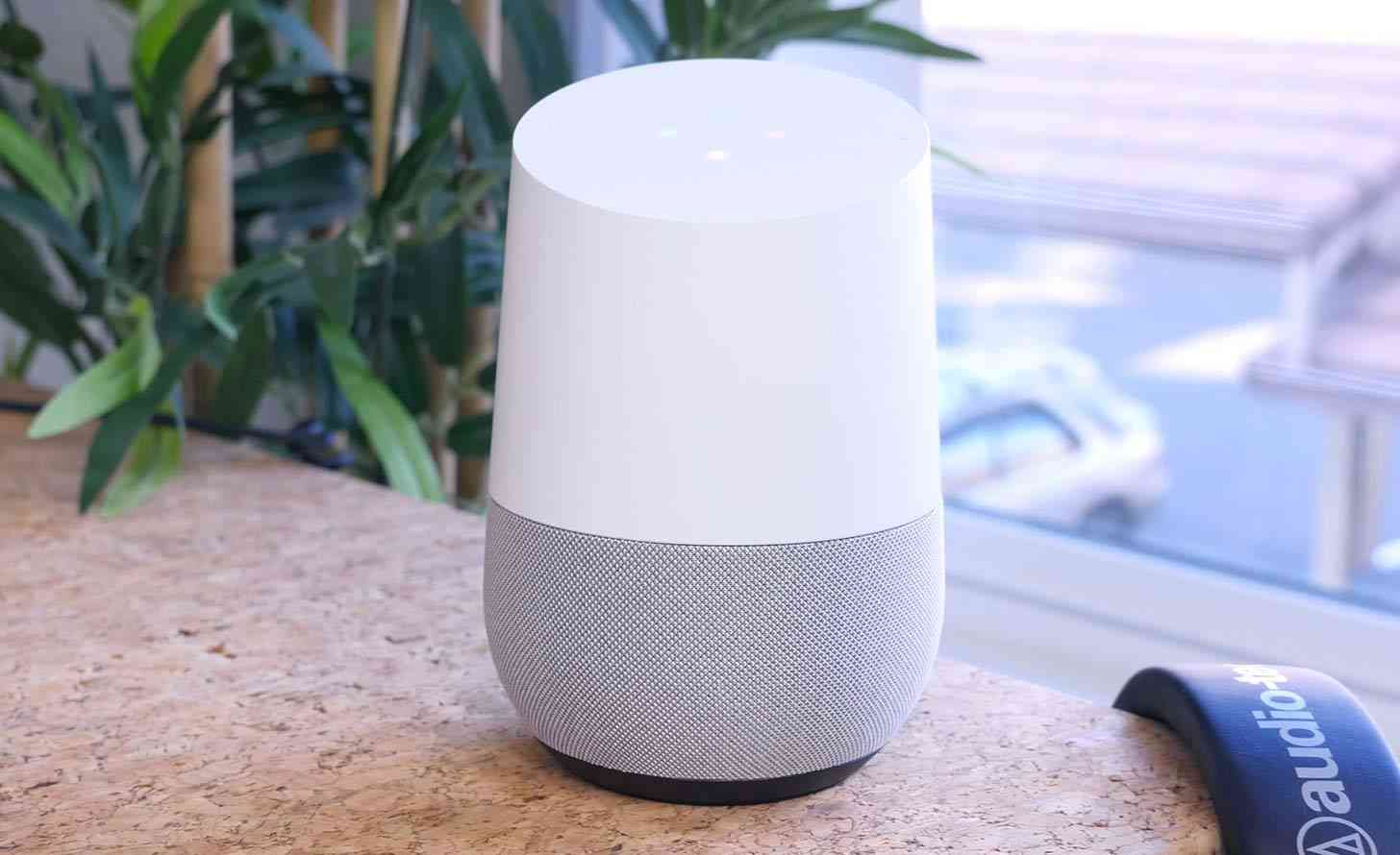 Google Home unboxing video