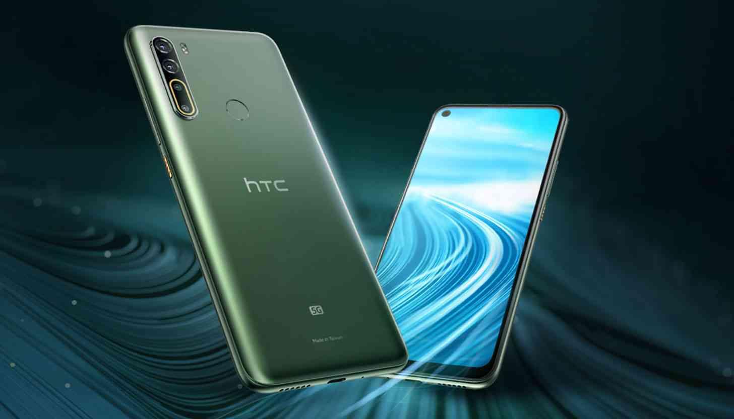 HTC U20 5G official