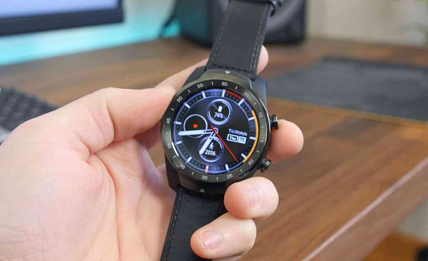 TicWatch Pro 2020 review